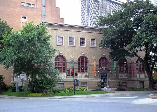 Atwater Library, Montreal